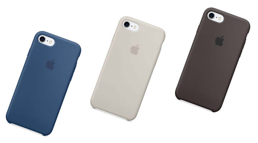 Чехол Apple Silicone Case for iPhone 7