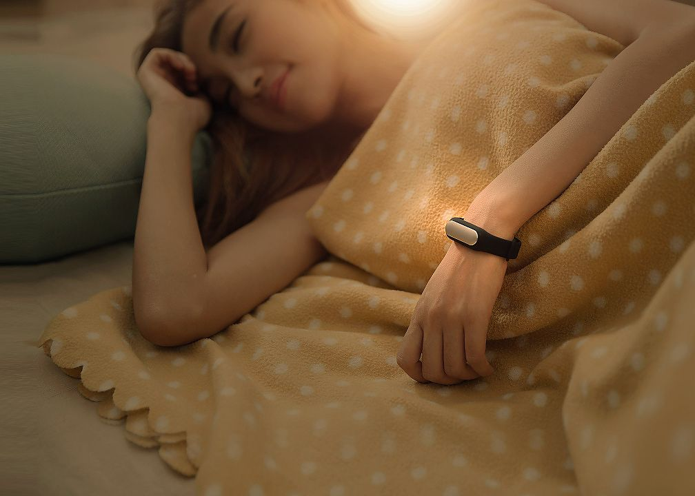 купить браслет Xiaomi Mi Band Pulse (1S) Black