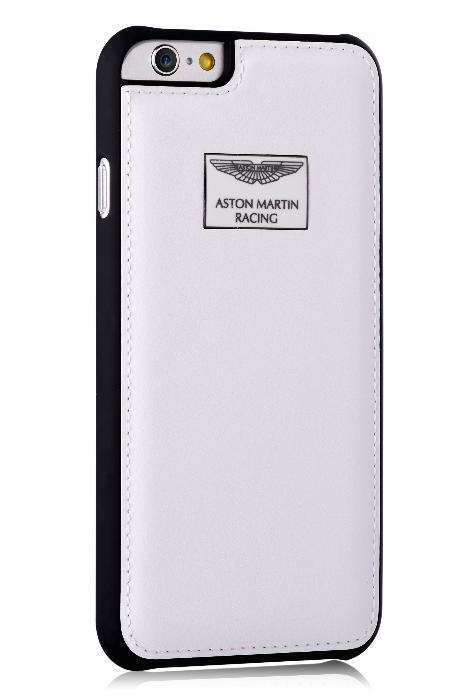Чехол Aston Martin Luxury Back Case for iPhone 6/6S White