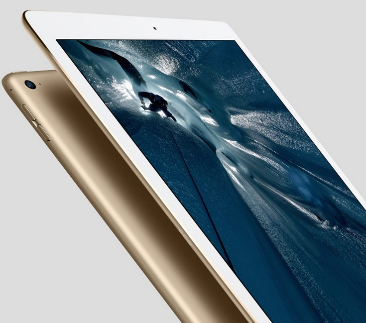 Apple iPad Pro Wi-Fi 32GB Gold камера
