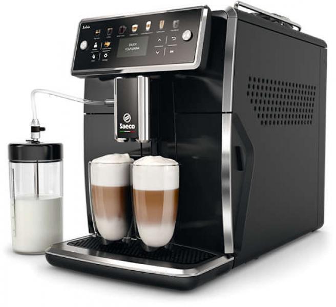 Особенности кофемашин Saeco