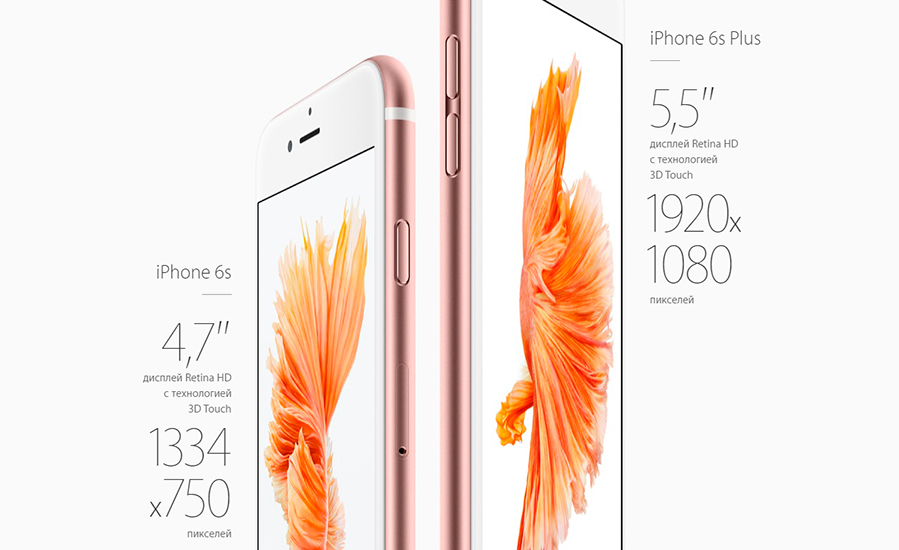 Apple iPhone 6S 16Gb (Rose Gold) цена