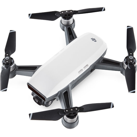 DJI Spark Alpina White Fly More Combo