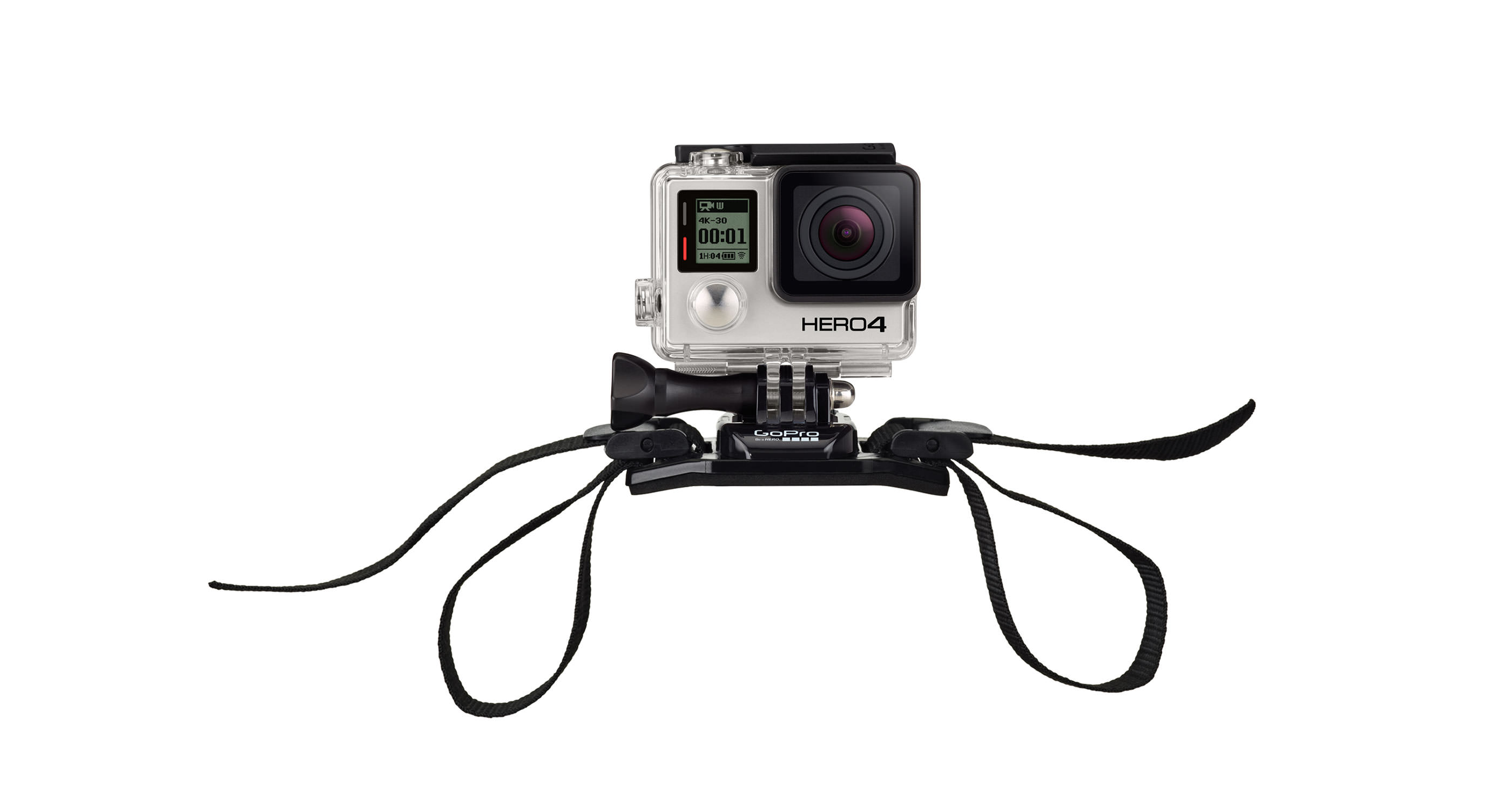 GoPro Vented Head Strap Mount (GVHS30)