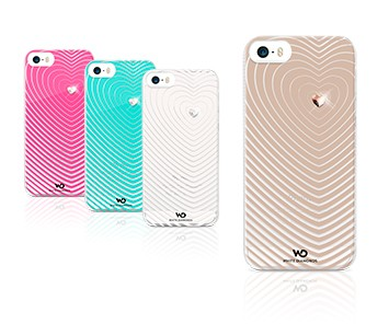 купить накладку White Diamonds Heartbeat for iPhone 6/6S