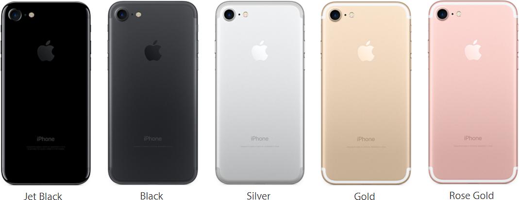 apple iphone 7 32gb black купити