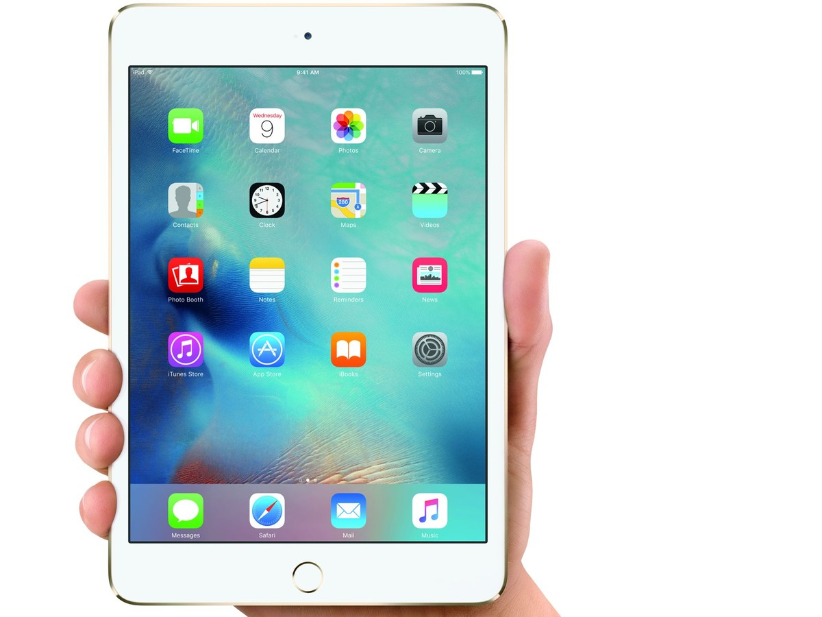 iPad mini 4 Wi-Fi 16Gb (Gold) замовити