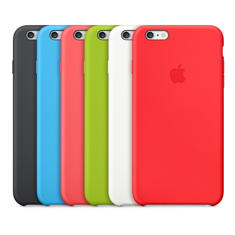купить Apple iPhone 6 Silicone Case