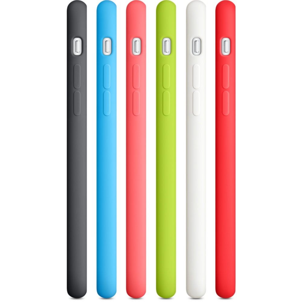 Apple iPhone 6 Silicone Case цена