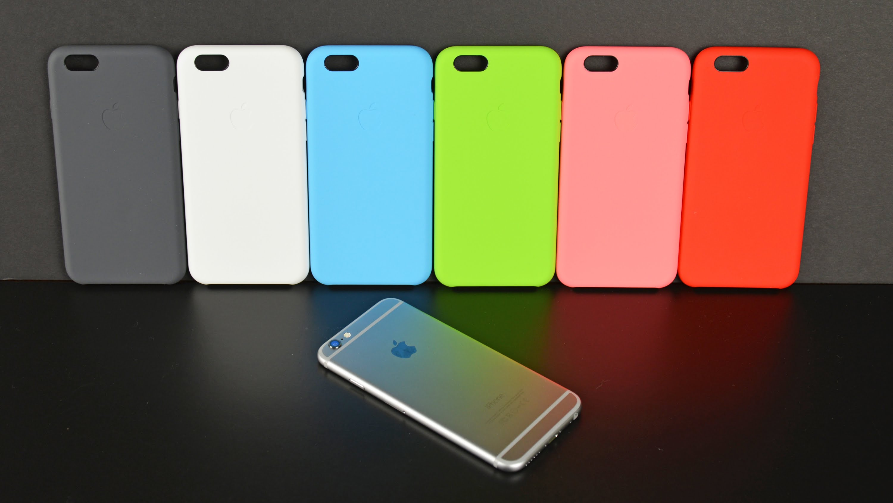 чехол Apple iPhone 6 Silicone Case