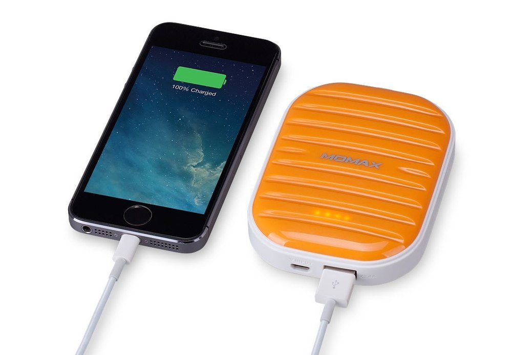 аккумулятор Momax iPower GO Mini 7800 mAh