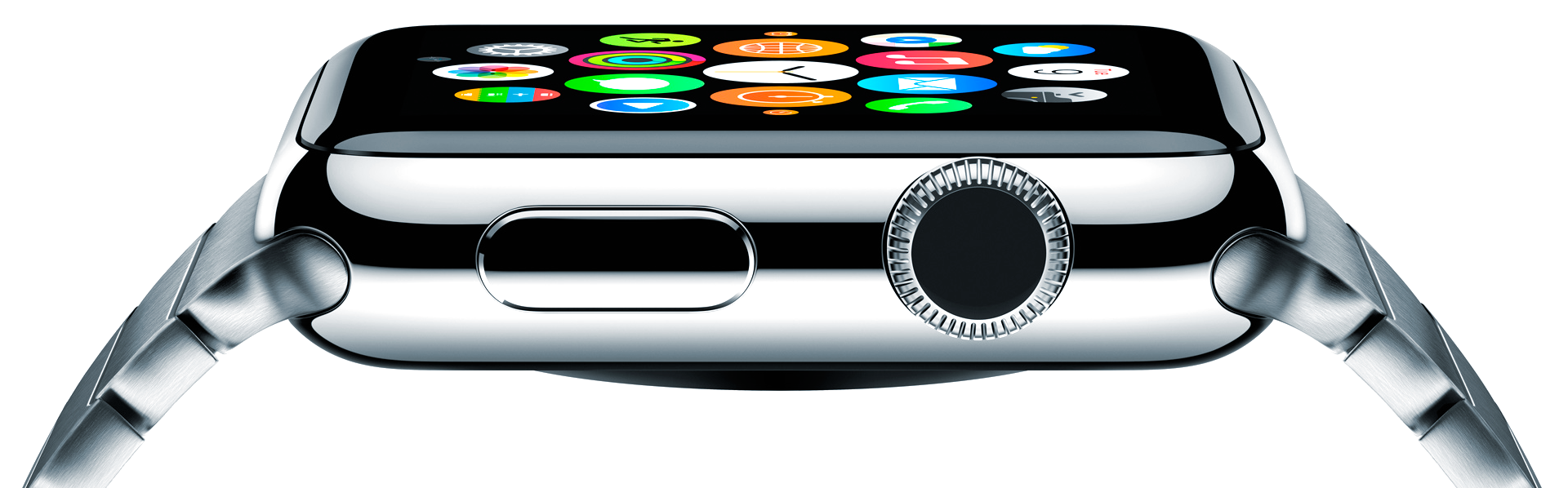 купить часы Apple Watch 38mm Stainless Steel