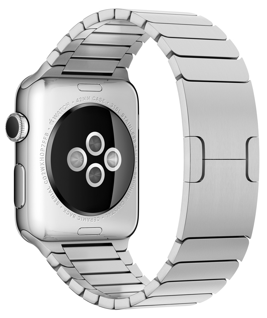 Apple Watch Stainless Steel описание